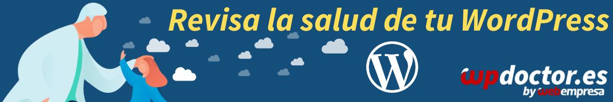 wpdoctor-revisa-la-salud-de-tu-wordpress