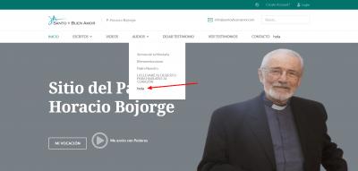 Sitio P. Bojorge