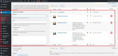 Categorías del producto Mamparas anti Covid 19 de vidrio templado — WordPress