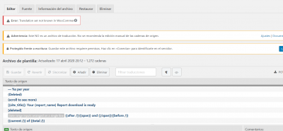 Captura loco plugun woocommerce