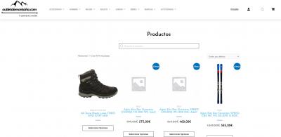 2021 09 07 17 02 01 Productos – outletdemontaña.com