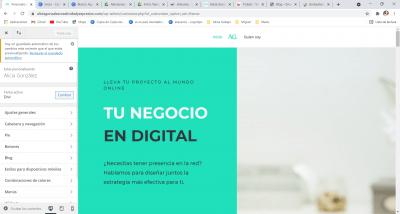 Personalizar  Alicia González     Google Chrome 28 06 2021 11 20 04