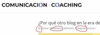 Poner en Español