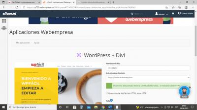Wordpress+Divi1