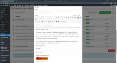 Configuración notificaciones 6
