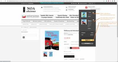Libro añadido en NOA ediciones