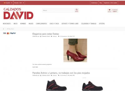 blog tienda
