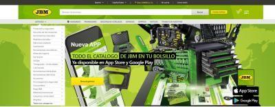 web jbm