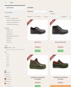 screenshot www.calzadosdavid.com 2020.11.12 16 05 07