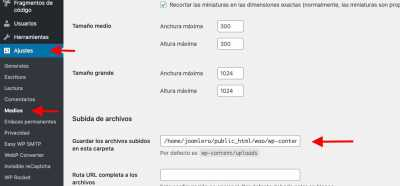 screenshot joomlero cp95.webjoomla.es 2021.02.09 17 24 13