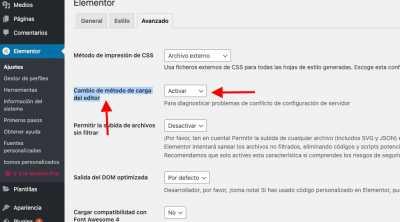 screenshot joomlero cp95.webjoomla.es 2021.03.08 11 38 24
