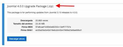 screenshot downloads.joomla.org 2021.09.27 17 49 23