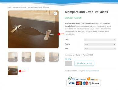 screenshot www.mamparasdevidrio.es 2020.05.20 10 45 58