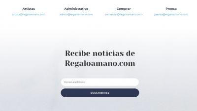 screenshot www.regaloamano.com 2020.08.06 13 31 27