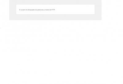 error http
