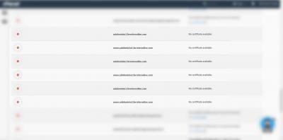 Certificados SSL de los subdominios