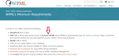 2020.02.05 Requisito WPML