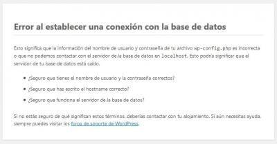 error web cb