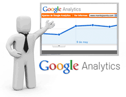 ico google analytics