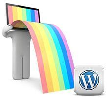 Cambia de color la administración de WordPress