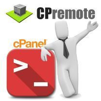 Restaura la carpeta public_html completa con cPremote Backup Management en cPanel