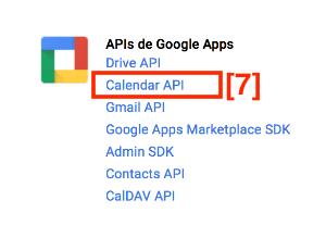 añadir Calendar WordPress