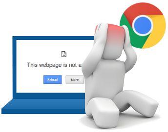 Solucionar el error 105 ERR_NAME_NOT_RESOLVED para ver tu web en Chrome