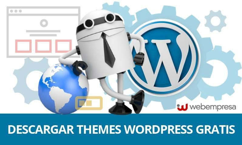 descargar themes WordPress gratis