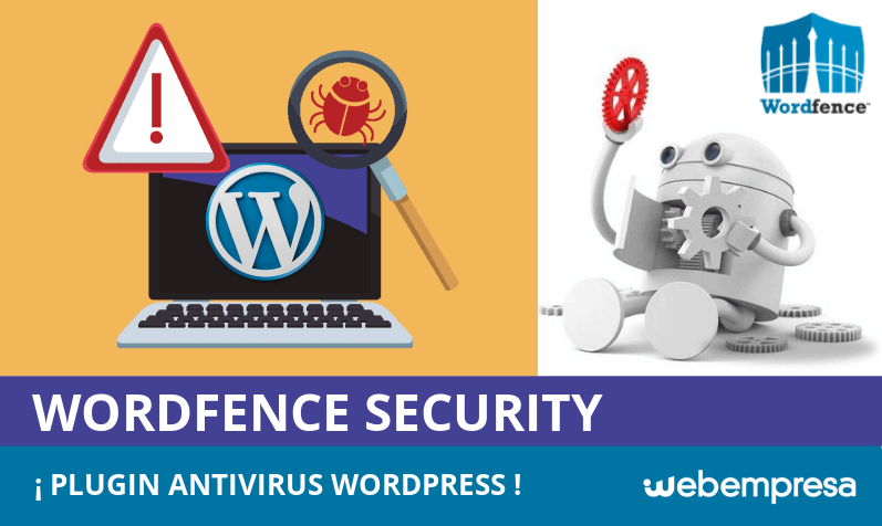 Plugins antivirus para Wordpress: Wordfence Security