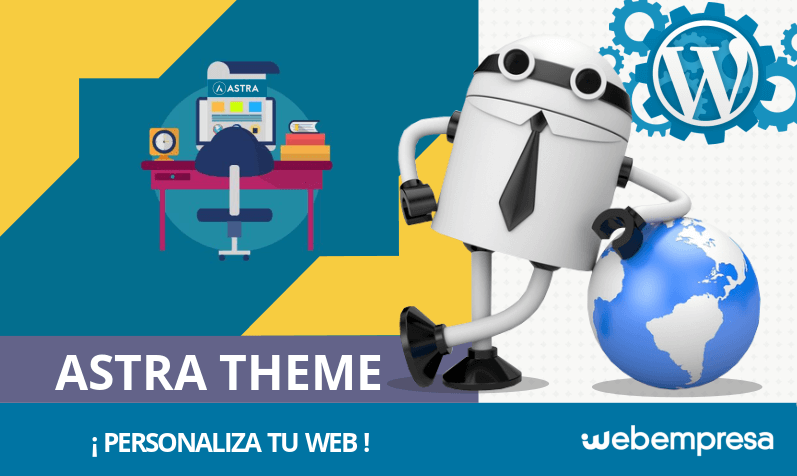 Astra Theme, la alternativa para todos los page builders