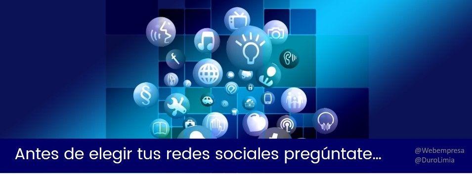 Preguntas antes de elegir las mejores redes sociales para empresas
