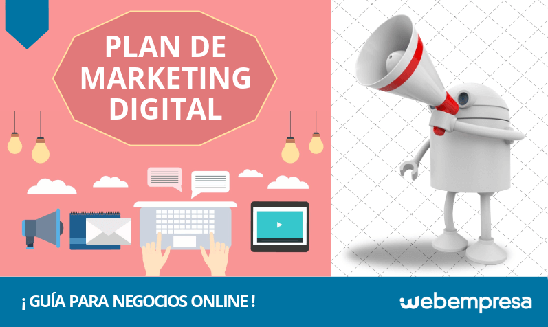 Plan de Marketing Digital: Guía básica para tu negocio online