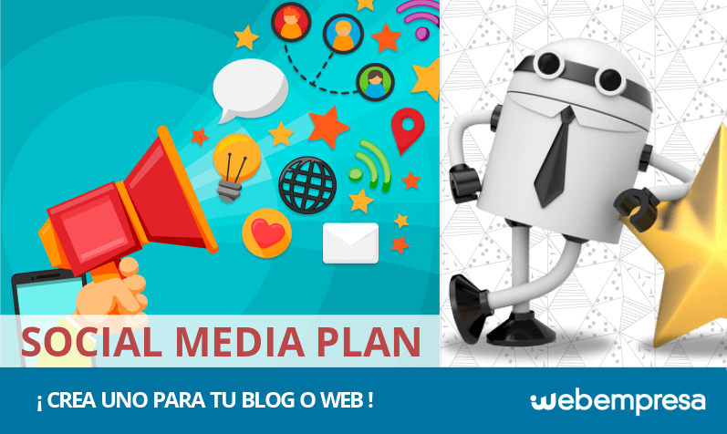 ¿Cómo crear un Plan Social Media Plan para un blog o web corporativa?