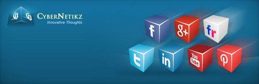 widgets populares easy social icons