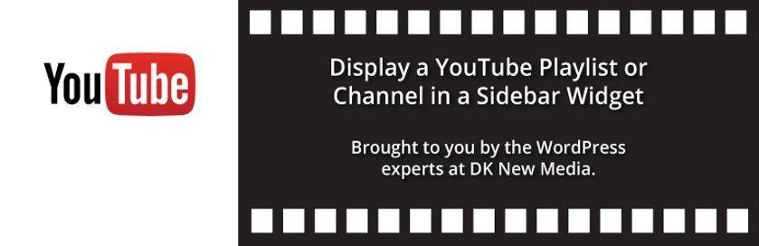 widgets populares wordpress youtube sidebar