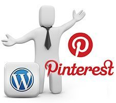 Tablero Pinterest para WordPress