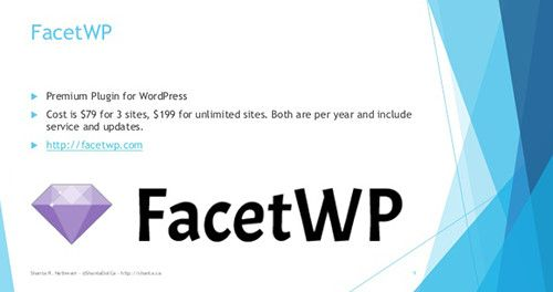 Facet WP