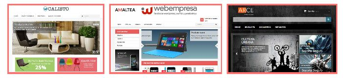 Packs PrestaShop Webempresa