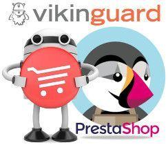Auditoría de PrestaShop gratuita con Vikinguard