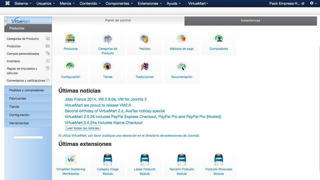 joomla virtuemart 2