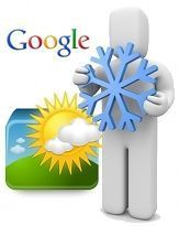 Google API Weather