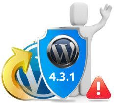 Disponible WordPress 4.3.1, versión de seguridad