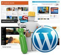 Actualizar temas de WordPress