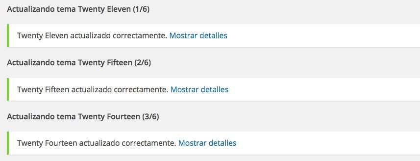 Notificaciones en WordPress ¡poniendo orden en el dashboard!