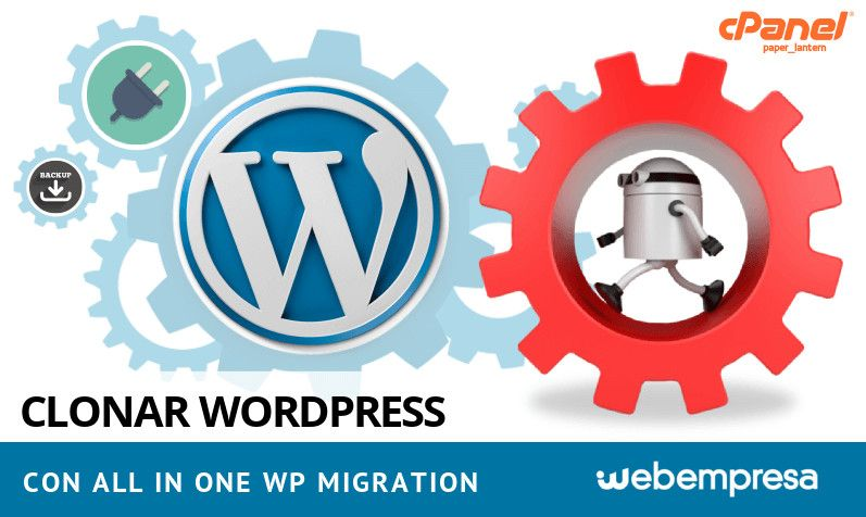 Clonar WordPress
