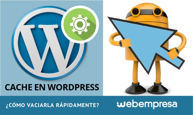 Limpiar Cache WordPress Sin Plugin