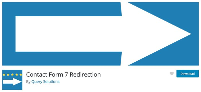 Contact Form 7 Redirection