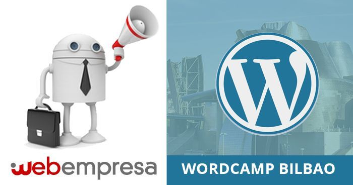 Evento WordCamp Bilbao 2017