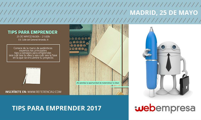 Evento Tips para Emprender 2017