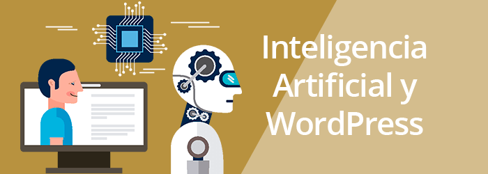 relación de la Inteligencia Artificial y WordPress